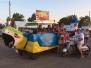 4th of July Golf Cart Parade 2014