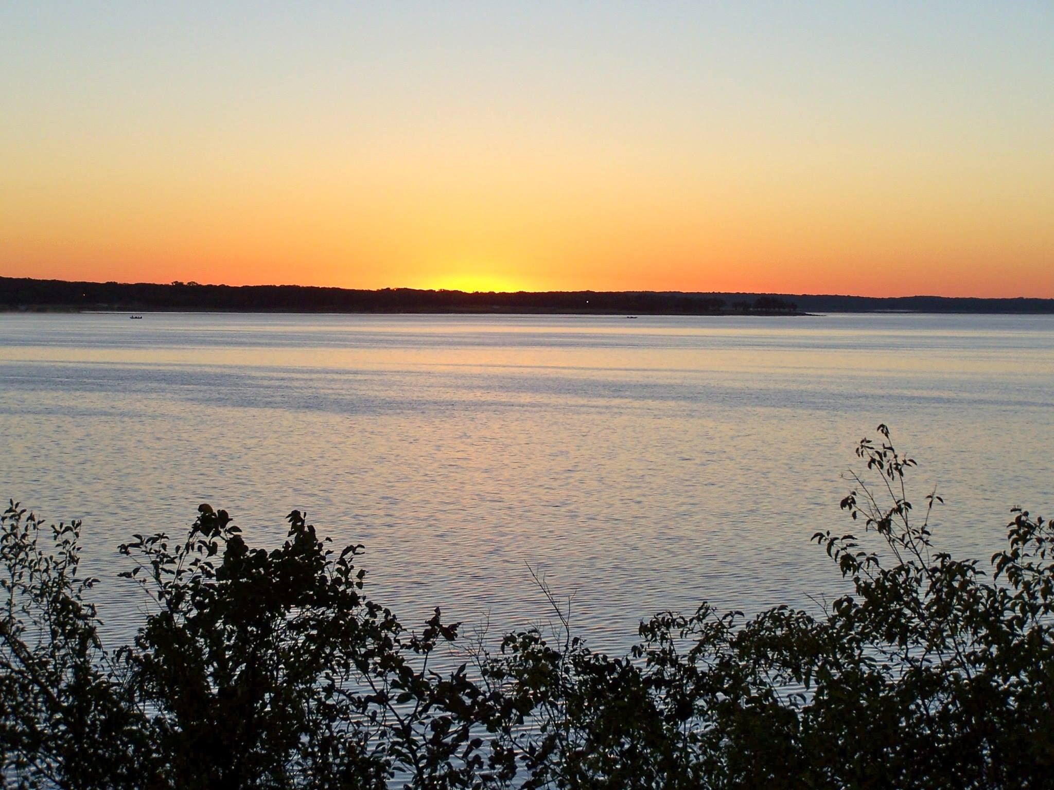 BEAUTIFUL SUNRISES & SUNSETS RIGHT FROM OUR DECK -
