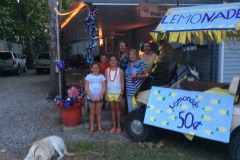 4th of July, 2014 Porch Contest Winners