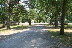 Campground B Area
